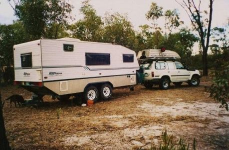 New Bushtracker Forum  View Topic  21 Foot Family Van 2004